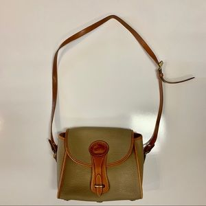 Vintage all weather Dooney and Bourke purse.